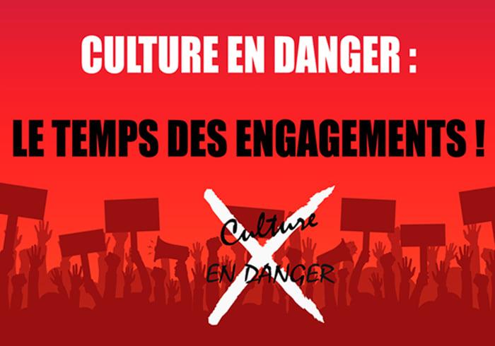 ★ Culture en danger – Rassemblement à Mende ce jeudi 04/03 ★